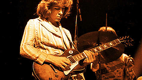 Rock: Mick Taylor Joins the Stones