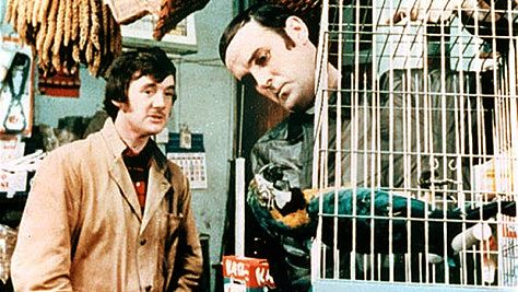 Comedy: Monty Python at City Center, 1976