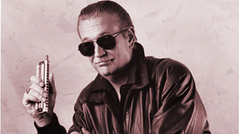 Blues: Charlie Musselwhite Solo in Berkeley