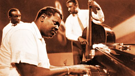 Jazz: Oscar Peterson Trio at Newport, 1964