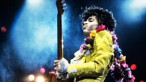 Rock: Remembering Prince