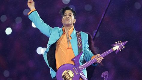 Rock: Prince debuts New Power Generation