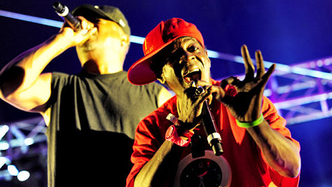 Rock: Public Enemy Fights the Power