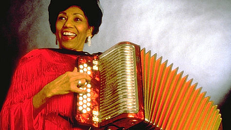 Newport Folk: Queen Ida's Zydeco Dance Party