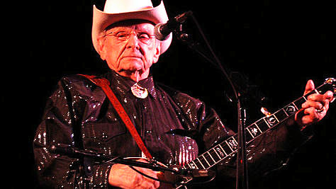 Folk & Bluegrass: Ralph Stanley In Memoriam
