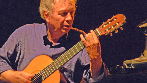 Jazz: Happy Birthday, Ralph Towner!