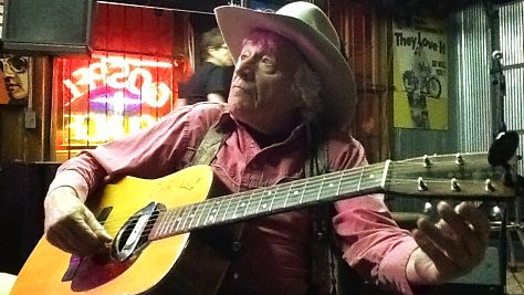 Folk & Bluegrass: Ramblin' Jack Elliott Keeps Rollin' On