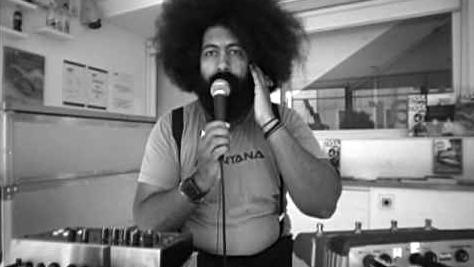Daytrotter: Reggie Watts at Daytrotter Studio