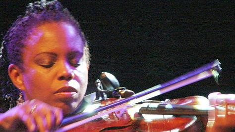 Newport Jazz: Regina Carter at Newport, 1998