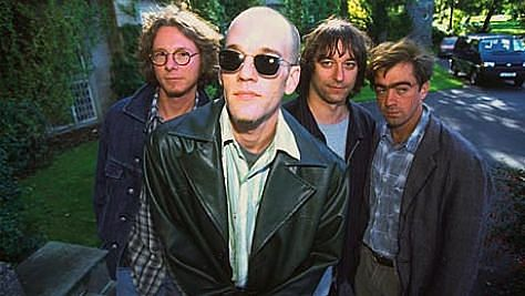 Rock: R.E.M. Unplugged at Shorline Amphitheatre