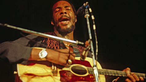 Folk & Bluegrass: A  Birthday Salute to Richie Havens