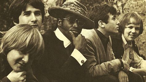 Blues: The Rising Sons at Ash Grove, 1965