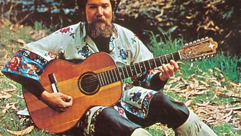 Folk & Bluegrass: Robbie Basho at Amazingrace, 1973