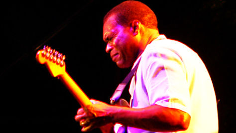 Blues: Robert Cray's Strong Persuasion
