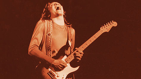 Rock: Robin Trower Channels Jimi in 1975