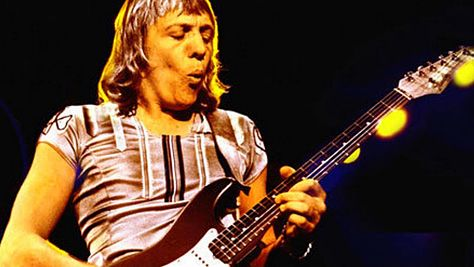 Rock: Robin Trower's  Searing Six-String Chops