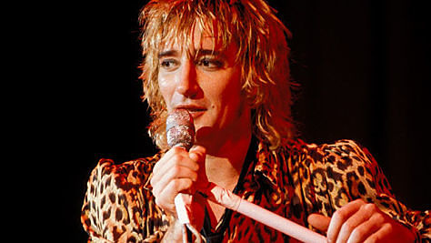 Rock: Rod Stewart Wears It Well
