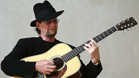 Folk & Bluegrass: Roger McGuinn Unplugged