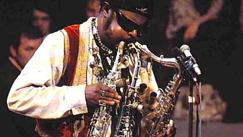 Jazz: Rahsaan Roland Kirk's Bright Moments