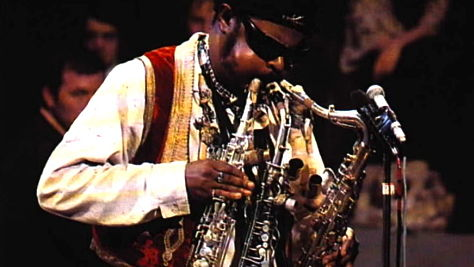 Jazz: Rahsaan Roland Kirk at the Fillmore, '68