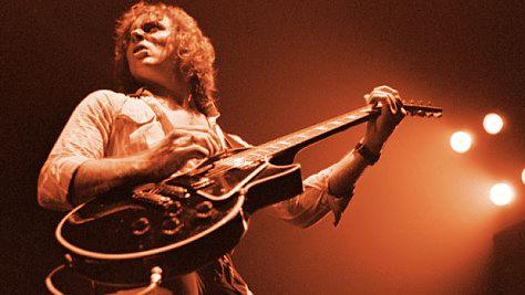 Rock: A Ronnie Montrose Memorial Playlist