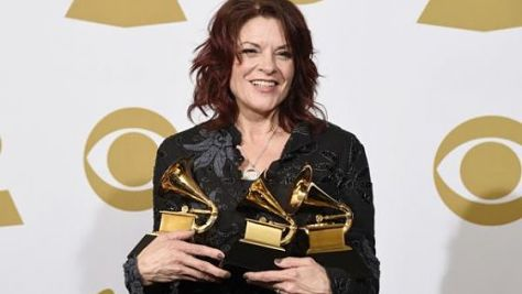 Country: GRAMMY WINNER: Rosanne Cash