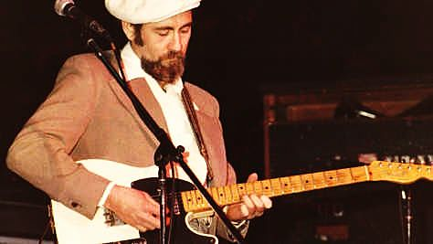 Blues: Roy Buchanan in Central Park