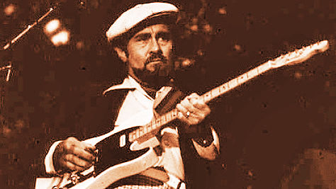 Blues: Roy Buchanan's Six-String Sizzle