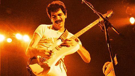 Rock: Video: Santana in South America
