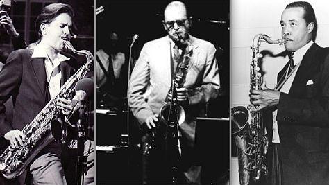 Jazz: New Release: A Swingin' Sax Summit