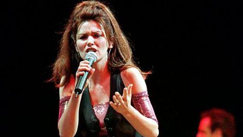 Country: Shania Twain Rocks Dallas