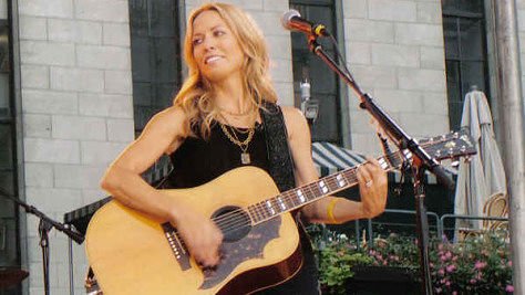 Country: Sheryl Crow's Country Debut