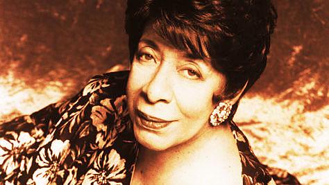 Jazz: Video: Shirley Horn at Newport, 1992