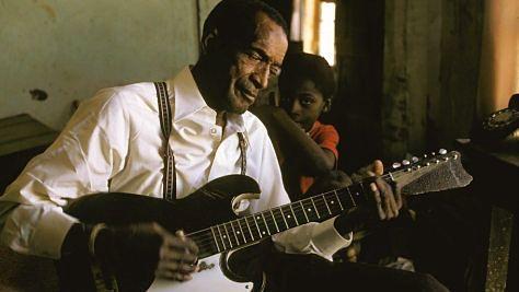 Blues: Sleepy John Estes at Newport, 1969