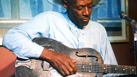 Newport Folk: Son House's Chilling Delta Blues