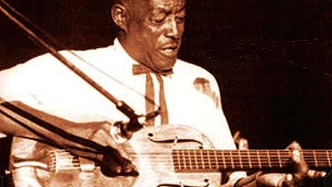 Blues: Son House's Slashing Slide Style