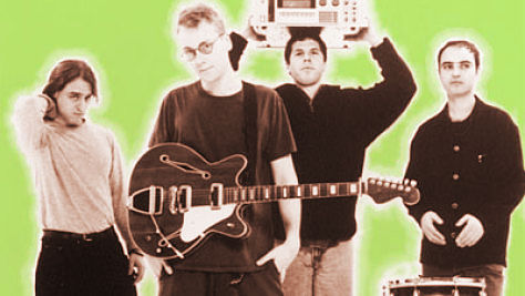 Tramps: Soul Coughing at Tramps, 1995