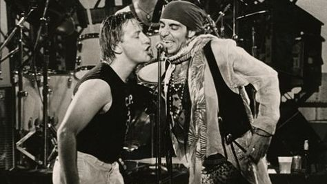 Rock: Video: Southside Johnny & the Asbury Jukes