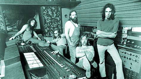 Rock: Steely Dan in Seattle, 1974