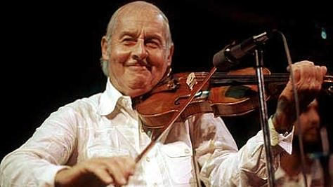 Jazz: Stephane Grappelli's Silky Strings