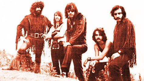 Rock: Steppenwolf at the Fillmore West, 1968