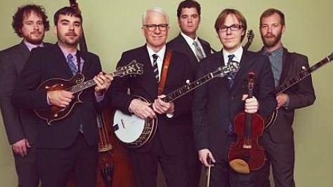 Folk & Bluegrass: Steve Martin Pickin' 'n' Grinnin'