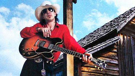 Rock: Stevie Ray Vaughan Channels Jimi
