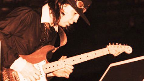 Blues: Steve Ray Vaughan's Flood of Licks