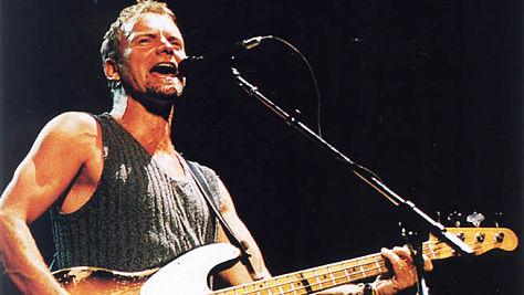 Bill Graham: Sting in Vegas, 1993