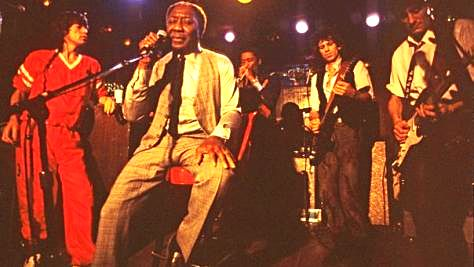 Blues: The Stones Jam With Muddy Waters
