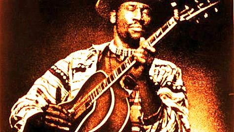 Blues: Taj Mahal at the Fillmore West, 1969