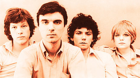 Rock: Video: Talking Heads Stay Hungry