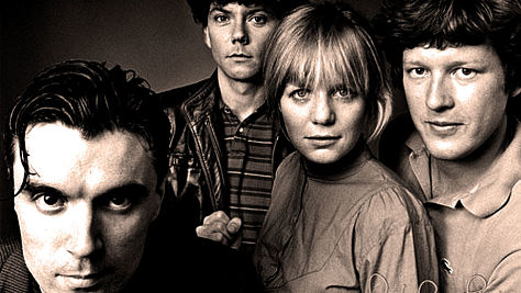Rock: Talking Heads 'Remain in Light' Live