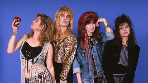 Rock: The Bangles' 'Walk Like an Egyptian'